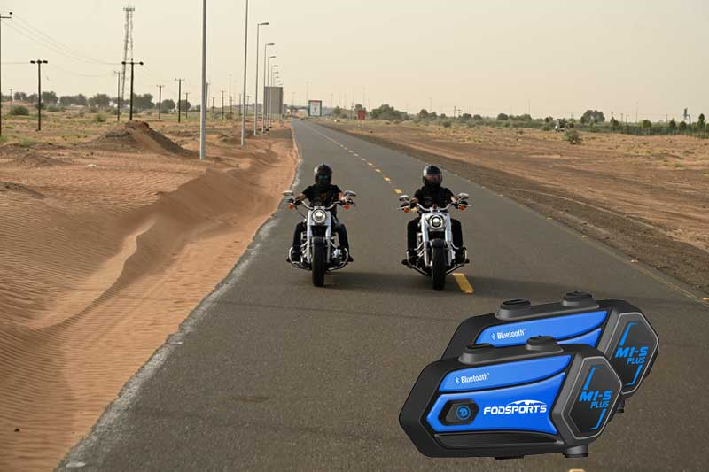 motorcycle communication system