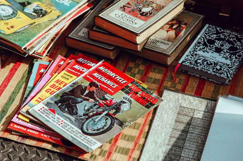 Books About Motorcycles