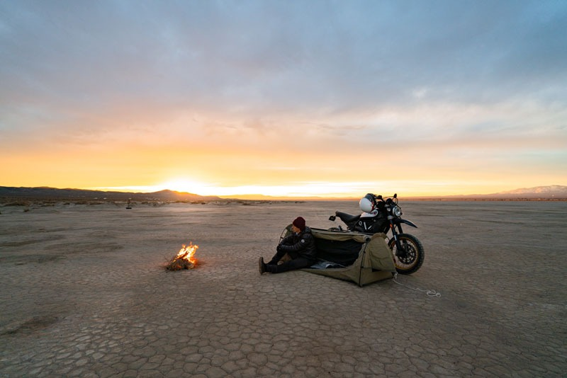 Motorcycle Camping Gear Checklist