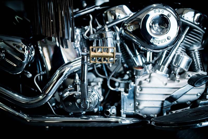 What's the Purpose of Motorcycle Engine Oil