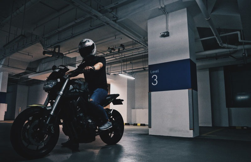 motorcycle rider cool