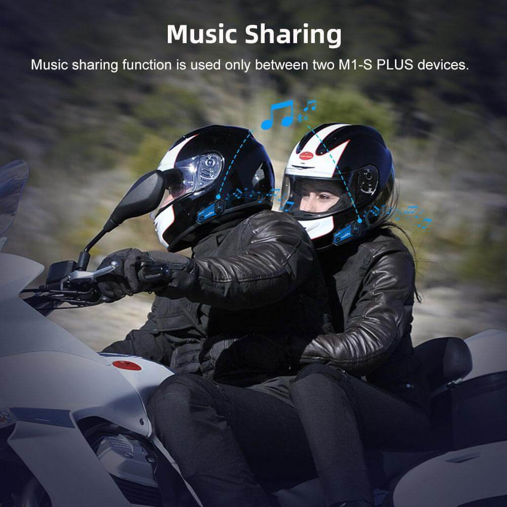 M1s plus music sharing